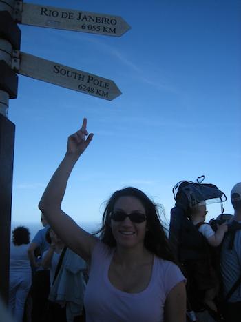 Cape Town 2007