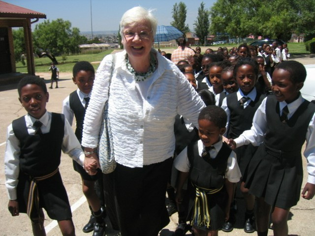 Whether volunteering in a township in South Africa or visiting her family on the West Coast, Honey loved exploring, learning, sharing and laughing as she brought joy to all she touched.